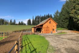 The Barn at Far Forest Ranch