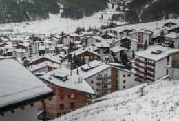 Chalet Pinnacle View of Village
