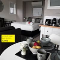 Bed & Breakfast and Bubbly Package