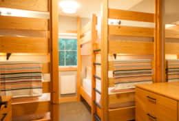 Bunkroom for 4