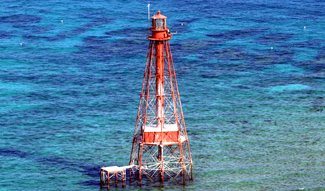 Go Snorkeling at Sombrero Lighthouse Reef