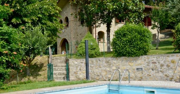Casa Rosa & Casa Pietra - Holiday House in Umbertide