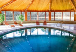 Private Indoor Heated Pool