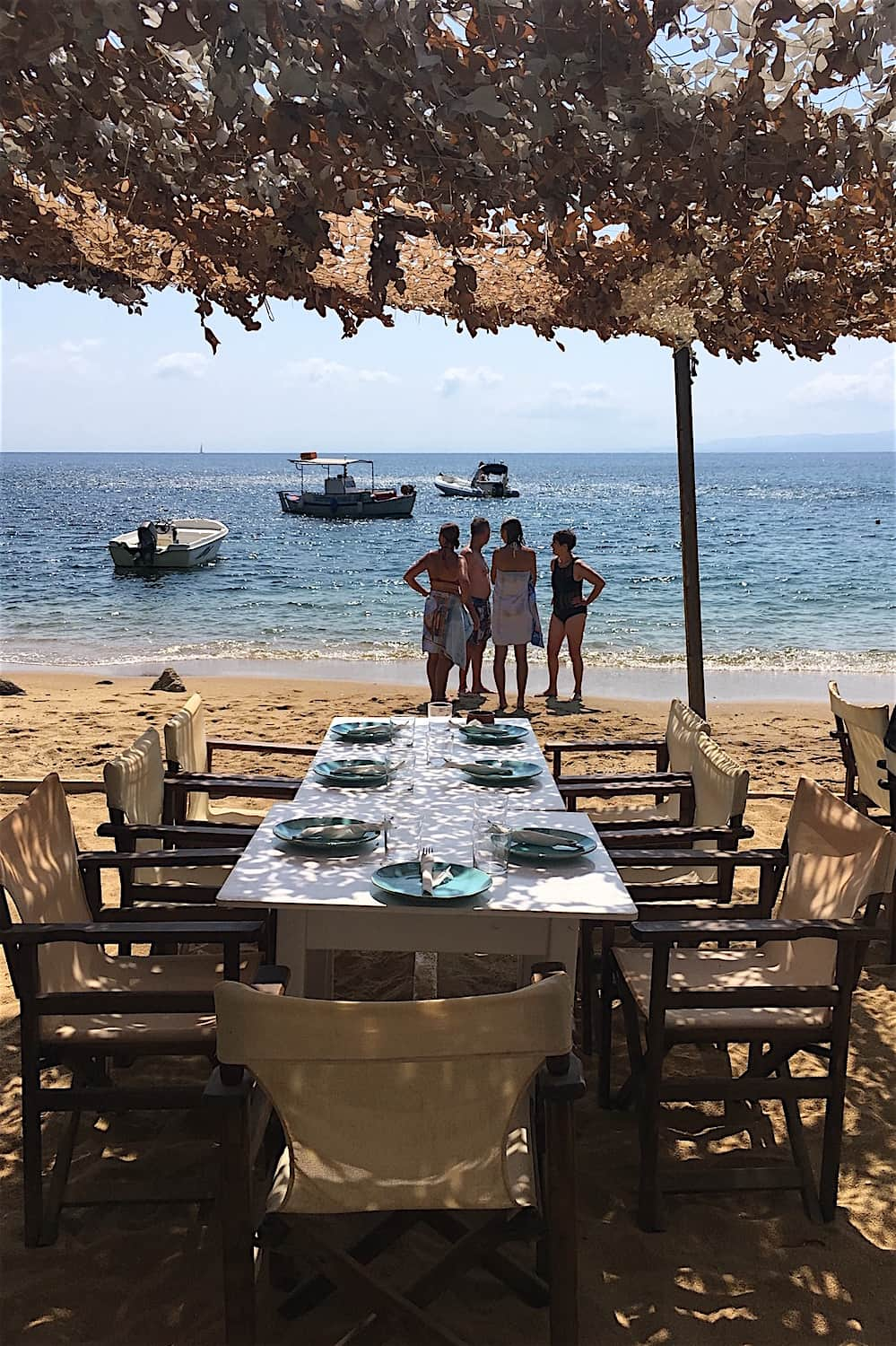 Best Beach Taverna: Diamanti Beach