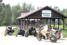rebel yell motor cycles