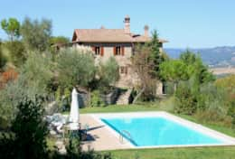Villa San Savino with private pool