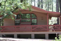 Nothwoods Cabins 15  1bd-1bth 750sf Honeymoon Cottage