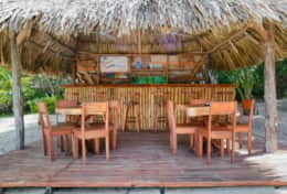 Your Hopkins Belize Beach Bar