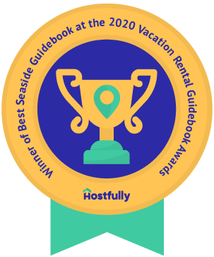 Hostfully Guidebook Award Winner | Heart of Cape Cod