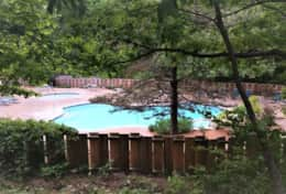 Cedar Glen Pool - Just a short walk from the house
