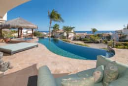 Villa Calafia del Mar Private Ocean View Villa for Rent Los Cabos