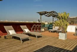 Private terrace Apartment Los Condes