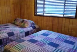 cabin 3 2 queens to sleep 4 additional people