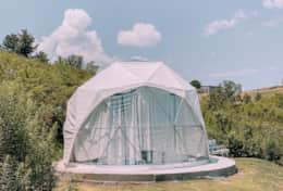 Dome 5 Asheville Glamping