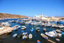 Mġarr Harbour - 15 min drive from the house
