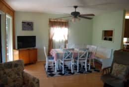 Dining Room with ample seating