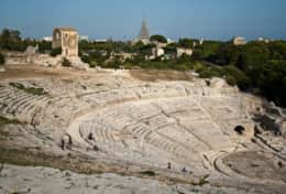 Siracusa and the magnificent Greek theater