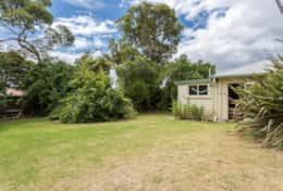 Loads of room in the Backyard - Dalmuir Homestead Holiday House Dromana Mornington Peninsula