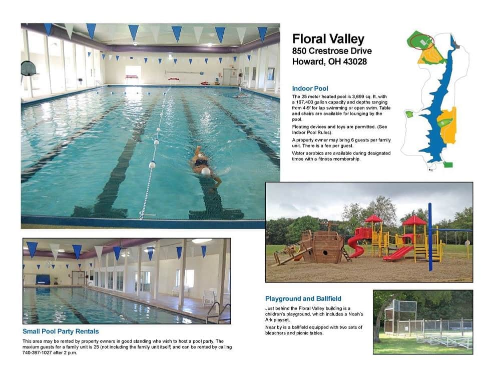 AV Floral Valley Pool 80 Percent Size