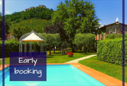 LA CASCINA - EARLY BOOKING