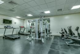 Renaissance Tower Fitness Center- 1st Floor