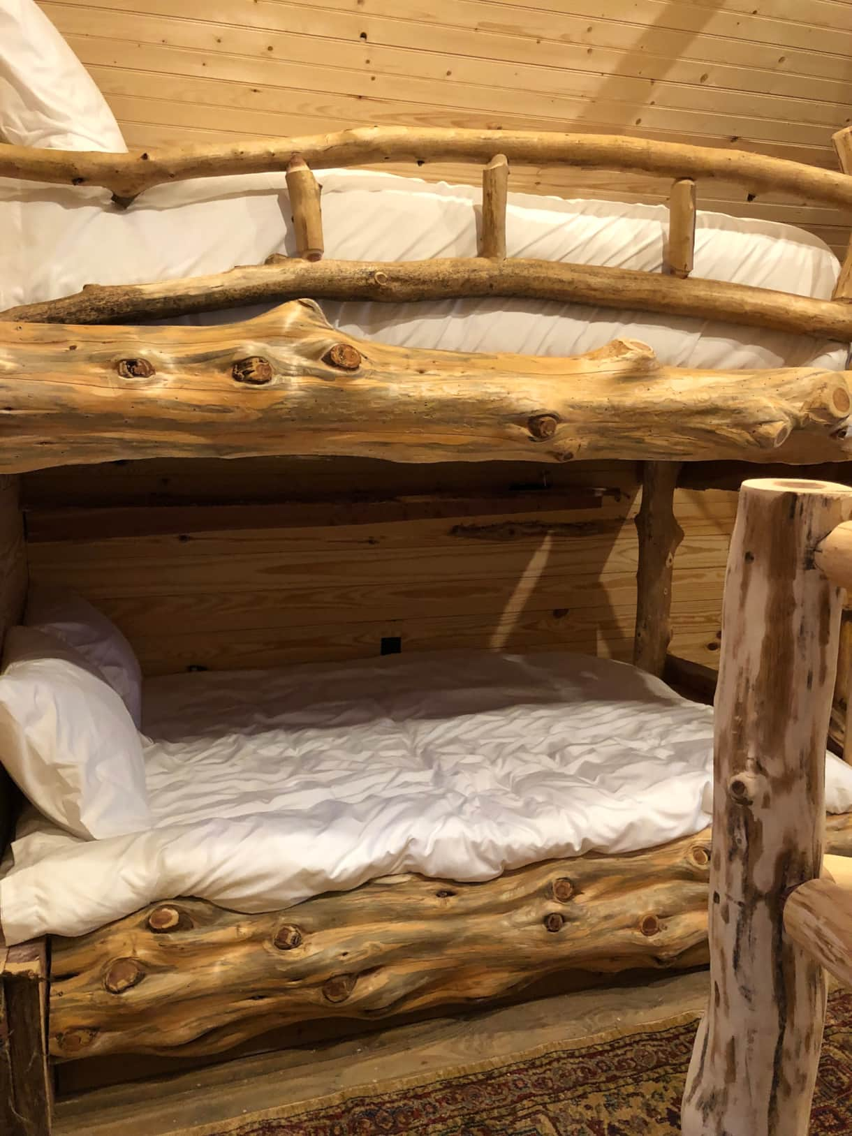 loft handcrafted bunk beds