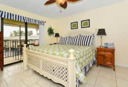 Access to Private Lanai from Master Suite