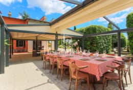 VILLA DE FIORI-Tuscanhouses-Villa with pool close to Florence-Holiday rental090