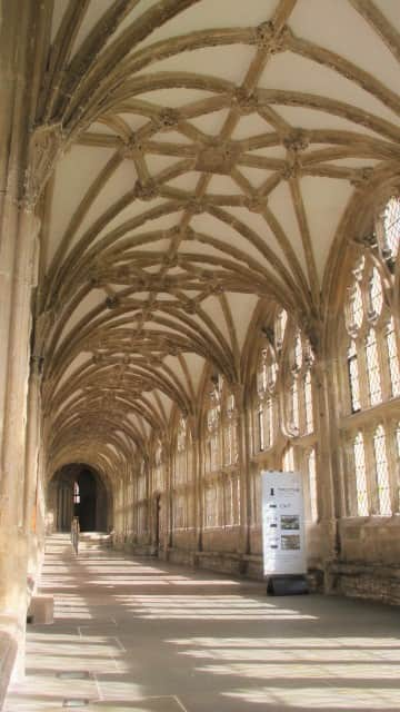 Inside Wells Cathedral