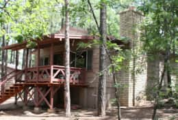 Nothwoods Cabins 9  1bd-1bth 700sf