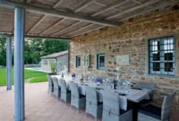 La Bella Passignana - holiday rental with pool in Tuscany - Tuscanhouses _ (4)