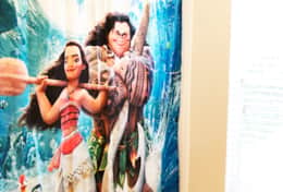 Moana bathroom