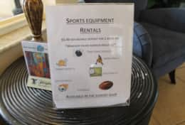 windsor palm sports rentals