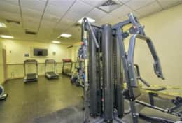 Fitness Center- 1st Floor