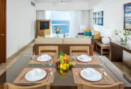 MP 2BR Dining/living area