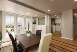 Informal Dining Room/Entrance to Home