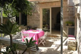 Carrubo - furnished outdoor area - Gagliano del Capo - Salento