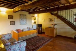 Trasimeno Pirate, apartment 1 Focolare