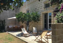 Giardini di S Elia - outdoor furnished area - Gagliano del Capo - Salento