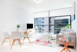 Modern, stylish and bright 1 bedroom apartment