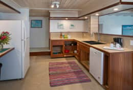 Lower Level Kitchen with Dishwasher