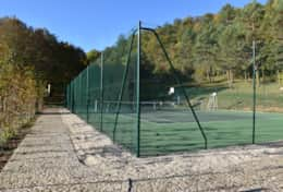 Professional Tennis Court