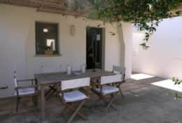 Swedish Home - furnished outdoor terrace - Depressa di Tricase - Salento
