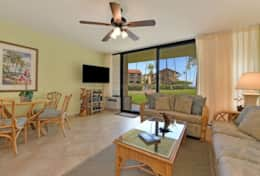 Visit-Maui-Beach-vacation-Papakea-Resort-oceanfront-living-room-lani-B110