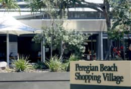 Peregian Beach Shopping Village