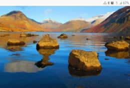 Wastwater Cumbria