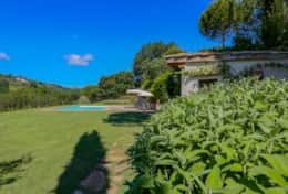 Il Tartufo villa for holiday near Perugia