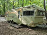 1972 Holiday Rambler Vintage Camper #2