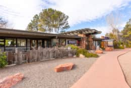 Sedona Beer Company ~ Great food too! Only one block from the villas!