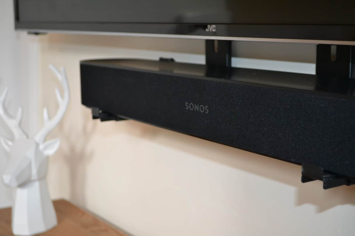 Sonos sound system in the TV Lounge.